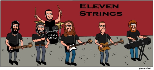 Eleven-Strings